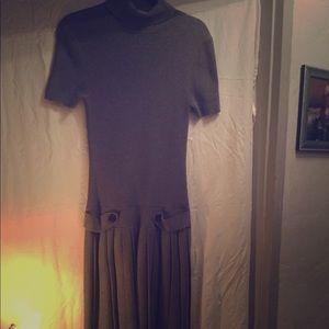 #30 *never worn MODA turtleneck sweater dress